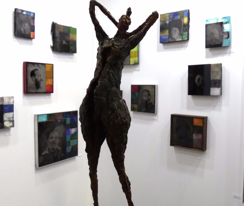 abstrakt, figurativ